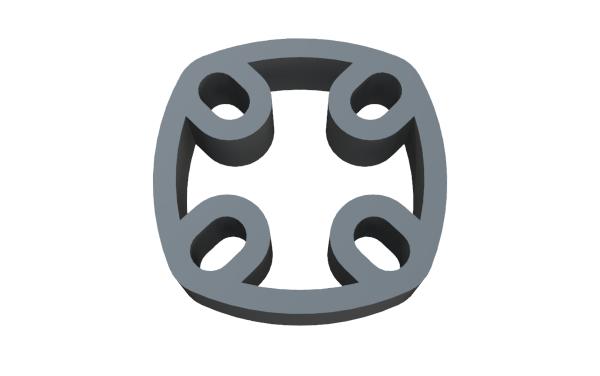 FLUX - Motorspacer